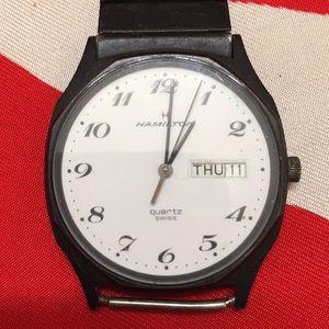 Hamilton Swiss Quartz vintage watch